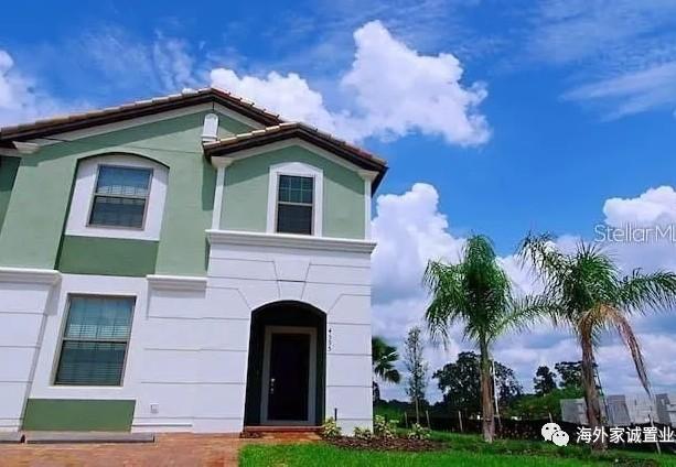 SOLTERRA RESORT索达兰度假联排别墅,5房全套家具仅售$35.9万